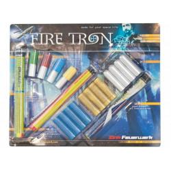 Pyro světlice Fire Tron set...